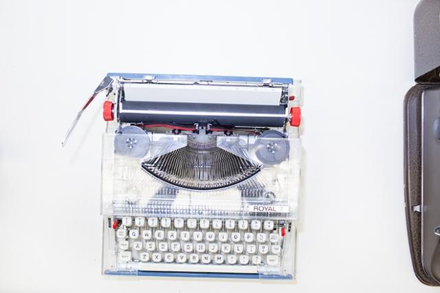 Royal Clear Typewriter