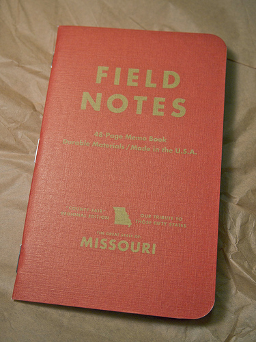 Field Notes Missouri