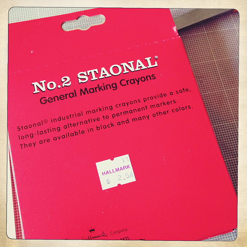 Packaging for Staonal