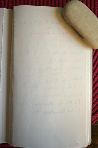 Leuchtturm 1917 pen test