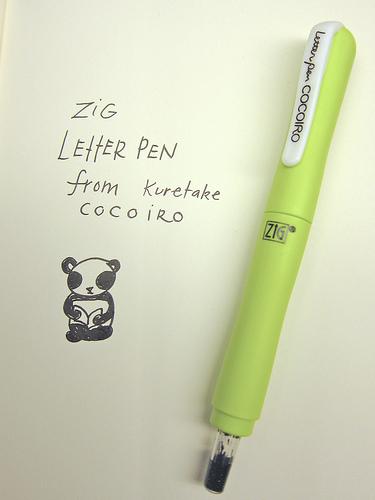 Zig Cocoiro Letter Pen