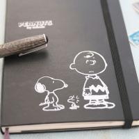 Peanuts Moleskine Weekly Planner