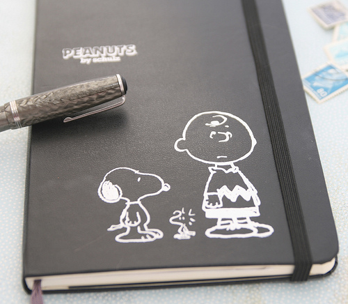 Peanuts Weekly Planner