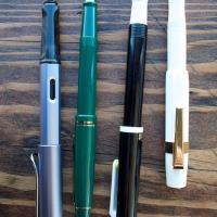 Modern Budget Fountain Pens