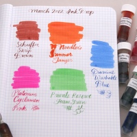 Ink Drop: March 2012