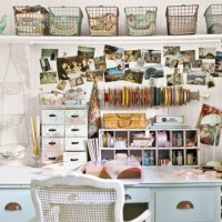 A little bit French country, a little bit shabby c…