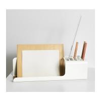 Organize your desk, Ikea-style