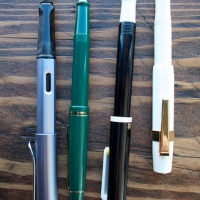 Fountain Pen Reviews