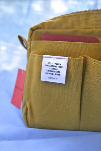 Delfonics Utility Bag