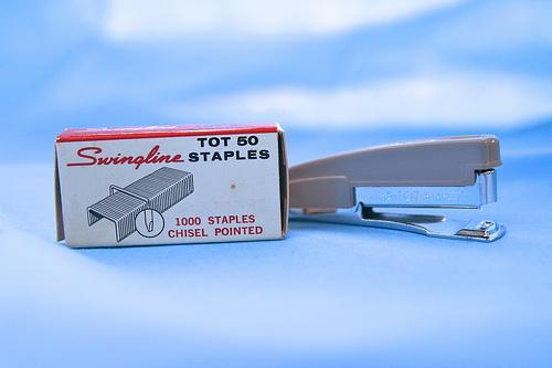 TOT mini stapler