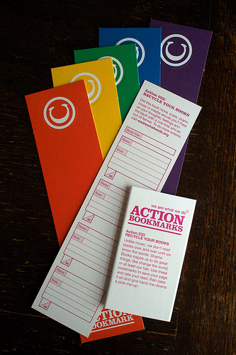 Action Bookmarks
