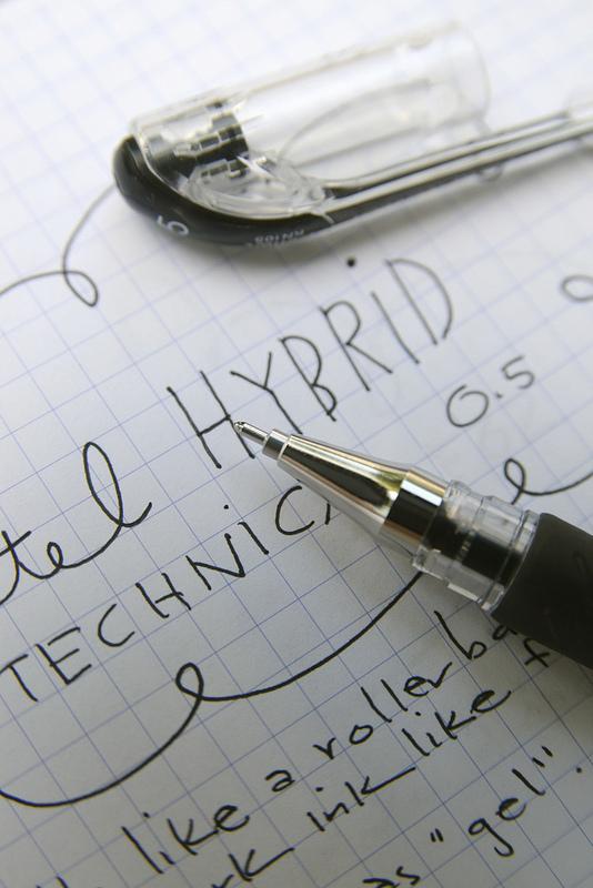 Pentel Hybrid Technica 0.5