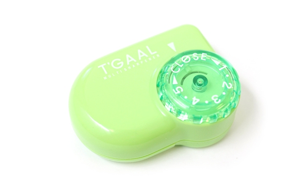 Stad T'Gaal adjustable pencil sharpener