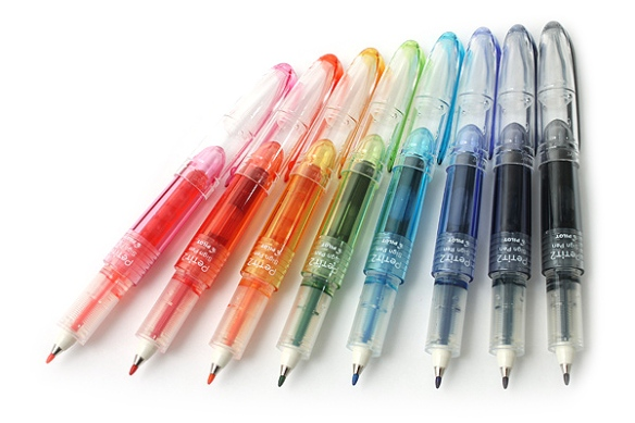 Pilot Petit2 fibe tip pens