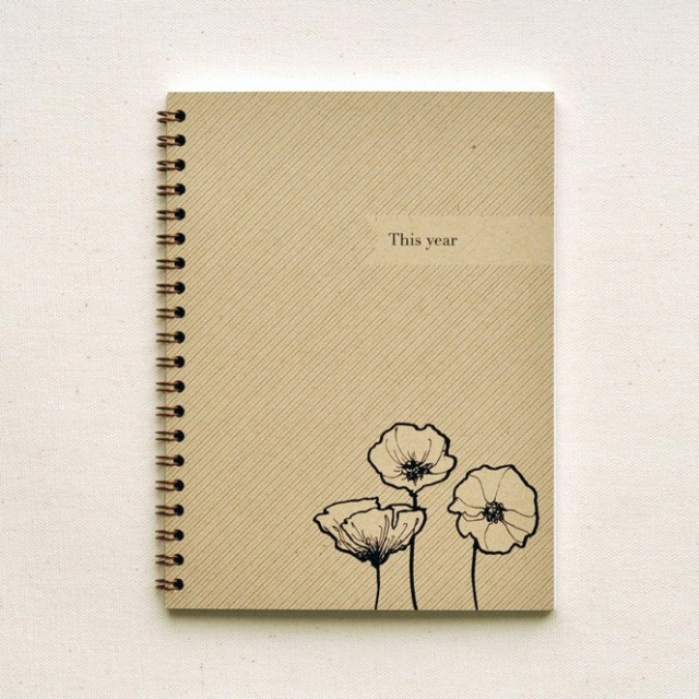 perpetual planner cover