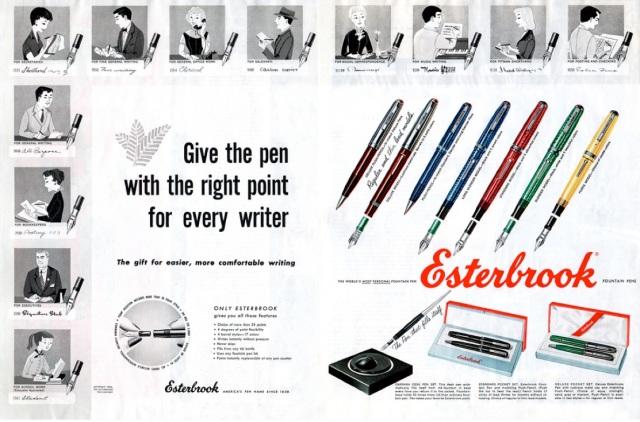 Esterbrook Ad
