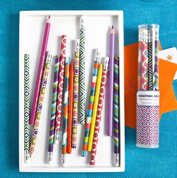 Jonathan Adler Pencil Sets