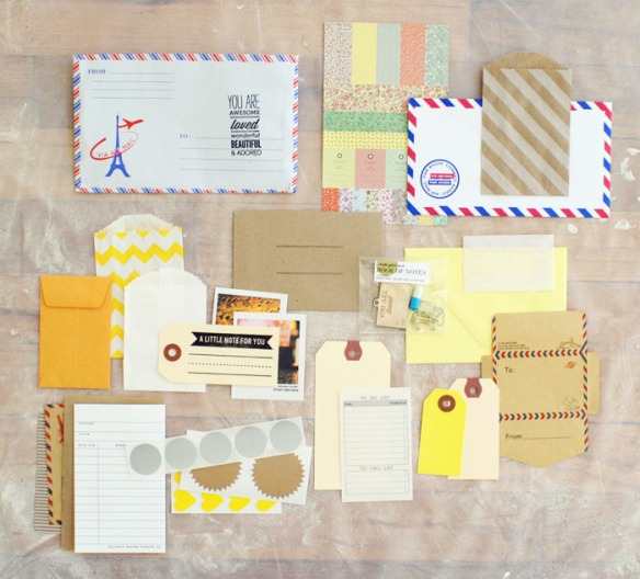 Book of Notes Kit