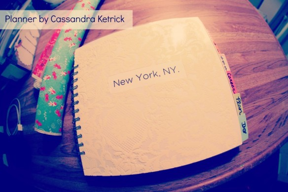 New York Planner