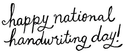 Handdrawn lettering by Hallmark designer/illustrator Lauren Schimming