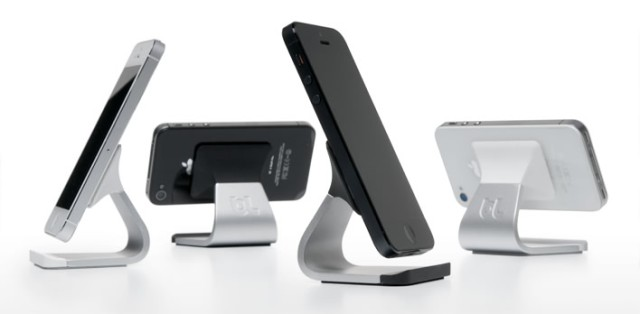 Milo iPhone stand