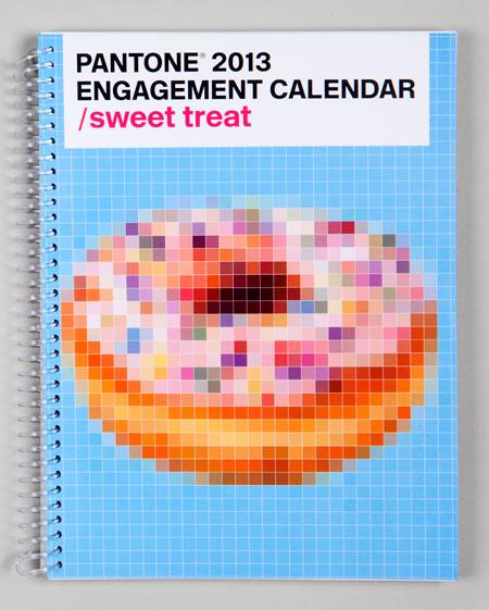 Pantone 2013 agenda