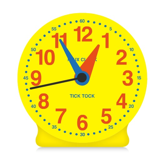 FLux Shop Tick Tock Clock