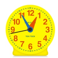 Flux Tick Tock Clock