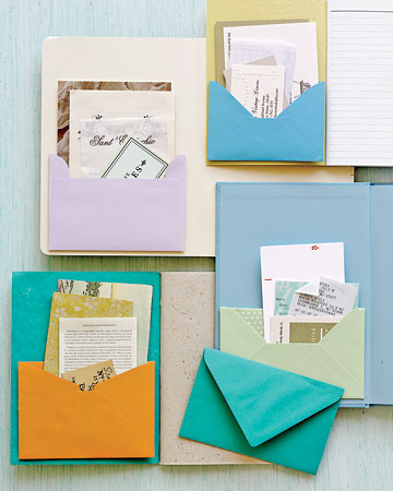 envelope pockets