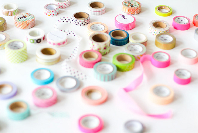 Washi Tape photo by Decor8