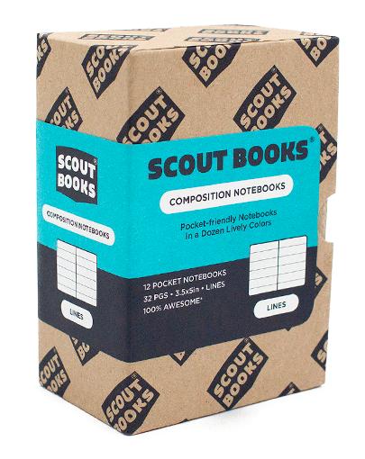 scoutbooks box