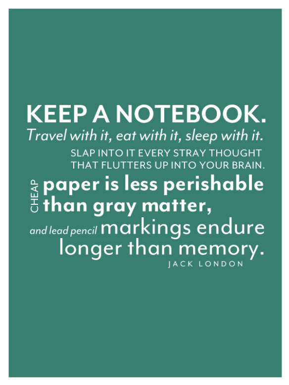 jacklondon-notebook-quote