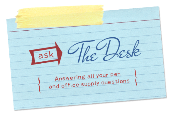 Ask The Desk: The Great Beginner Fountain Pen Debate