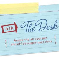 Ask The Desk: The Great Beginner Fountain Pen Debate