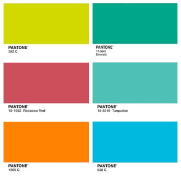 Pantone Desktop wallpapers