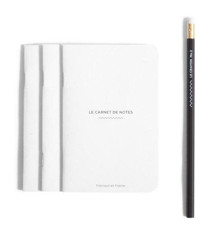 (Vetted X Calepino Notebooks Set via Vetted)