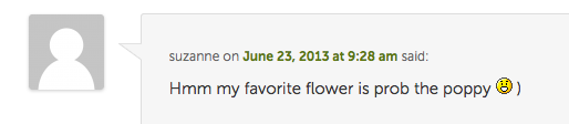 Floral Winner