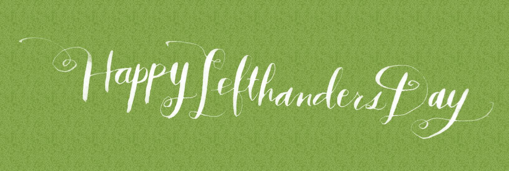 left handers day - photo #18