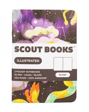 Andrea Kalfas Scout Books