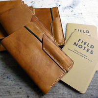 Leather Cover for Field Notes