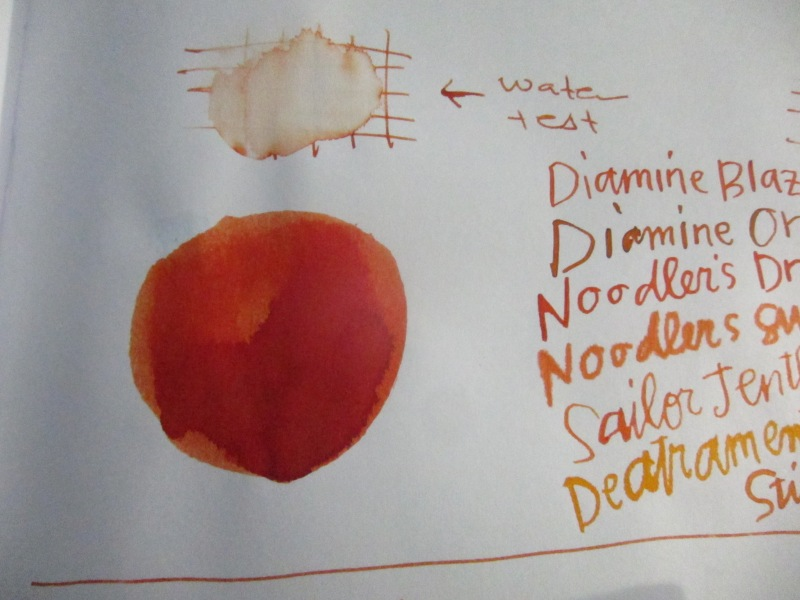 orange crush swab