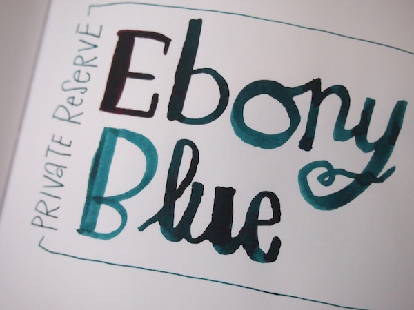 Private Reserve Ebony Blue