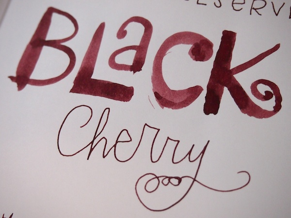 Private Reserve Black Cherry Review