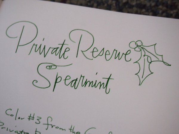 Private Reserve Spearmint