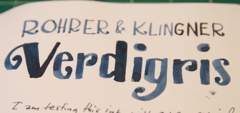 Rohrer & Klingner Verdigris review