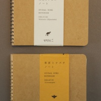 Review: Midori Pocket & Envelope Notebooks