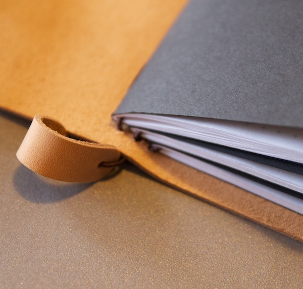 Zenok Leather Field Notes Cover