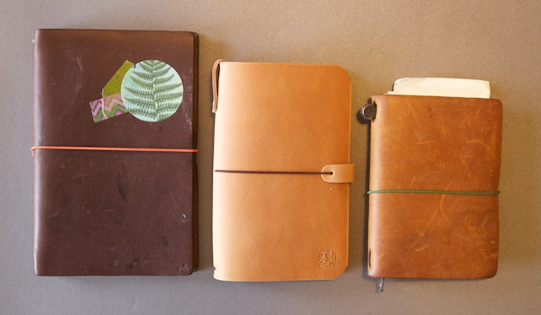 Zenok Leather Field Notes Cover Comparison