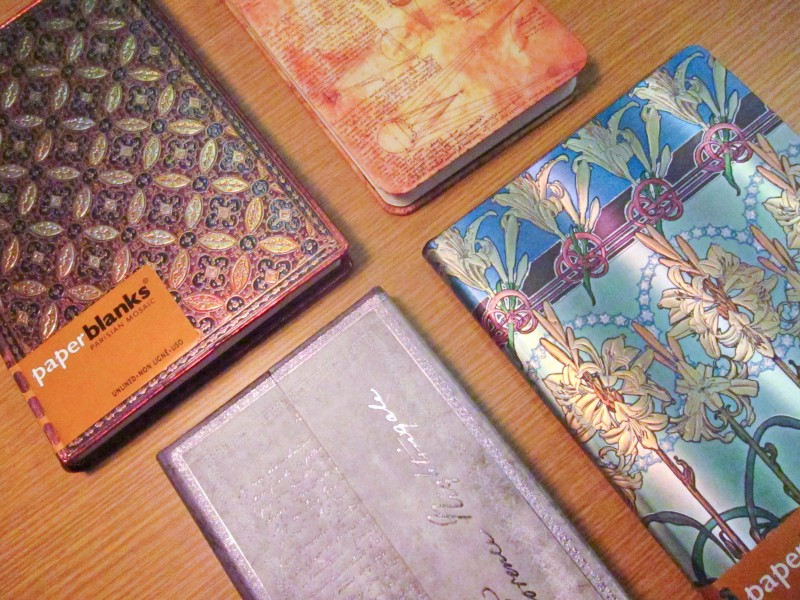 paperblanks notebook assortment
