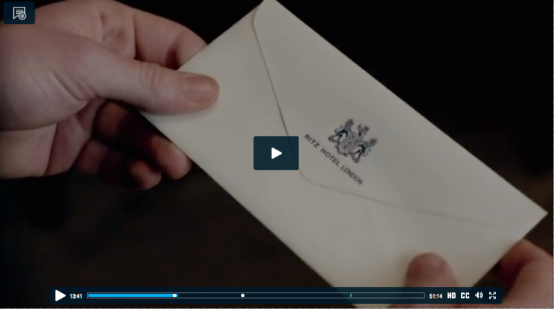 Screen Shot 201Ritz Letter Downton Abbey Season 4 Episode 34-01-31 at 10.30.20 AM